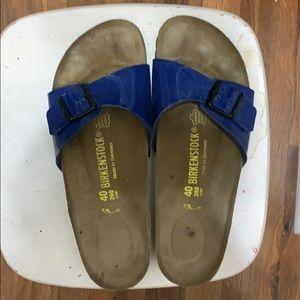 Birkenstock sandals, size 40